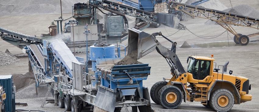 Field Work for Wear Resistant Steel | Titus Steel