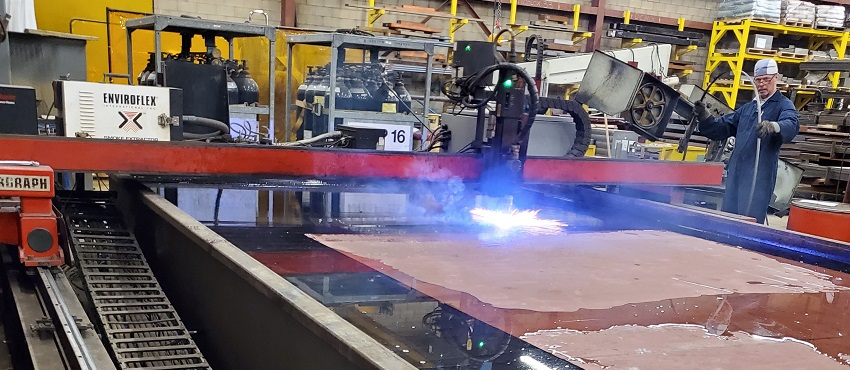 Titus Manganese Steel Company | Titus Steel